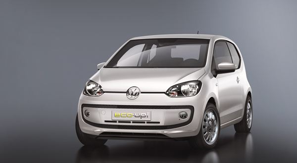 Volkswagen ECO UP au gaz naturel