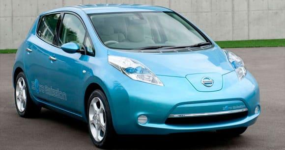 Nissan Leaf voiture électrique zéro émission