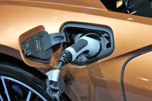 rechargement batterie voiture électrique